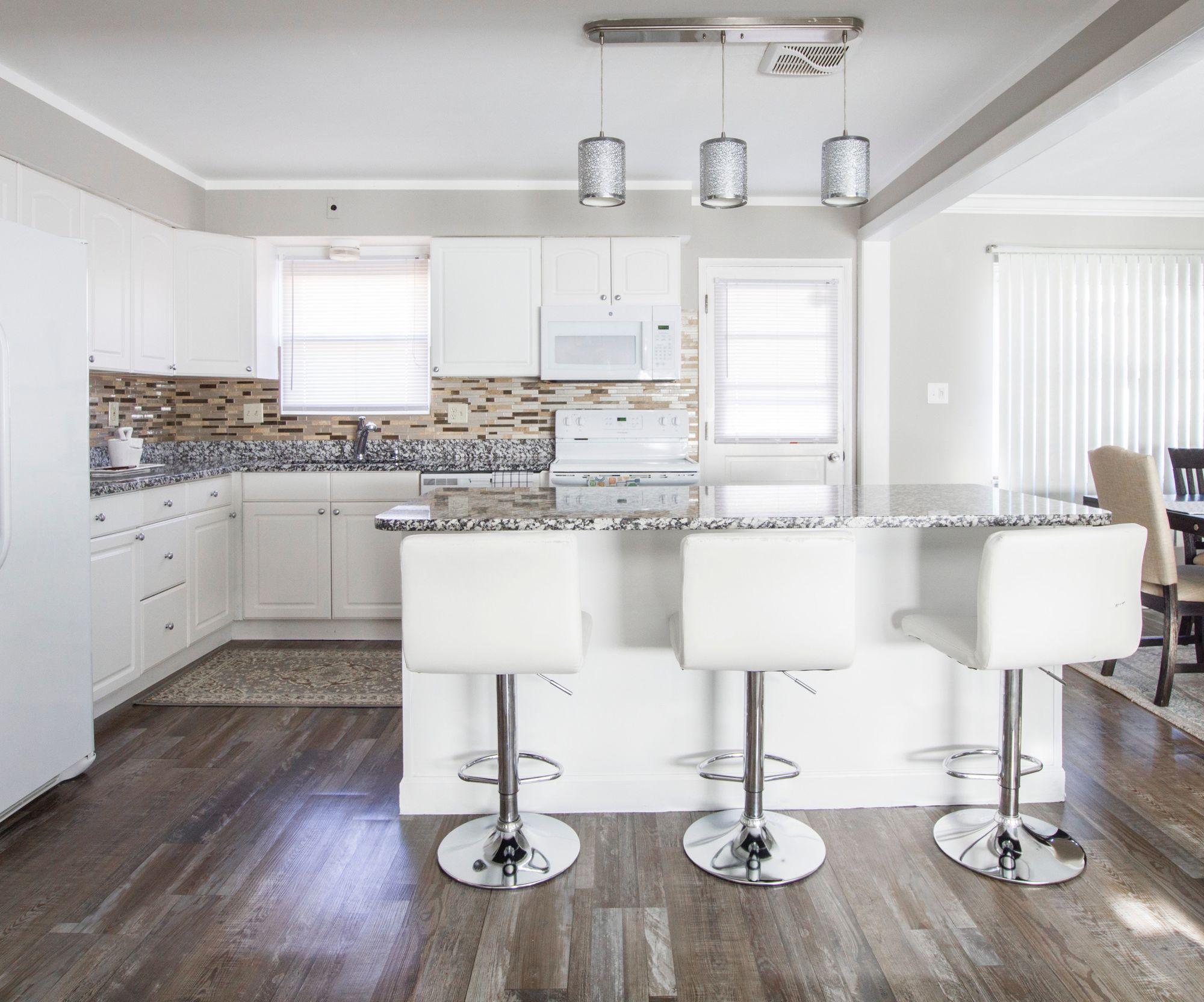 10 ideas low-cost para reformar cocinas pequeñas